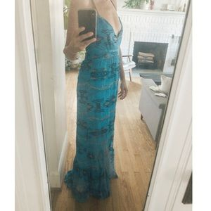 12th St Embroidered Maxi